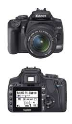 Canon 400D reviews
