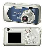 Canon PowerShot A430 reviews