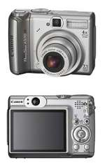 Canon PowerShot A570IS reviews