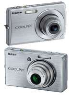 CoolPix S series cameras
