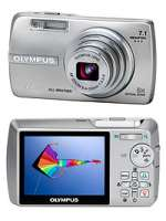 Reviews of Olympus 750