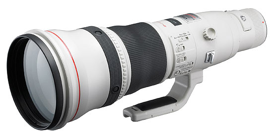 Canon EF800mm