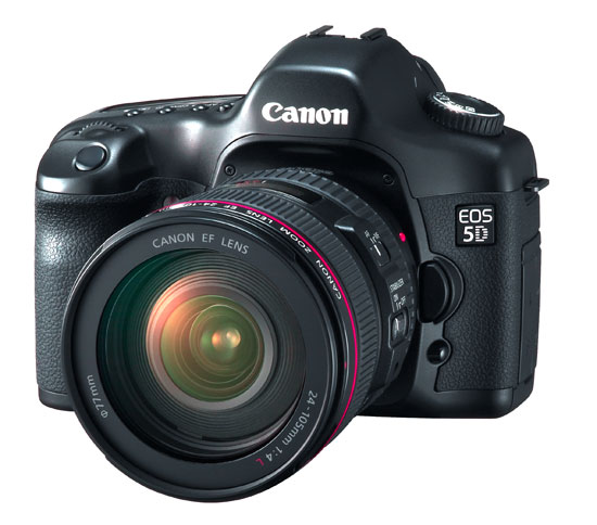 Canon EOS 5D reviews