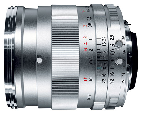 Zeiss ZF-I series lens